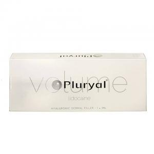 ACIDO HYALURONICO PLURYAL VOLUME 1ML LIDOCAINA